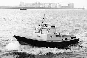 VB 1, the companies first vessel